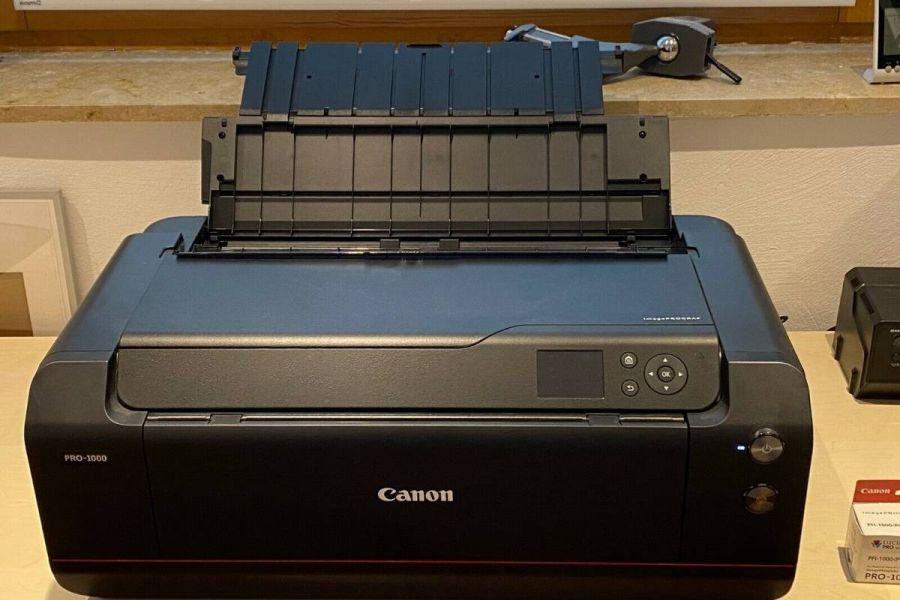 Canon imagePROGRAF PRO-1000 mit 2 Satz Tintenpatronen - Bild 1