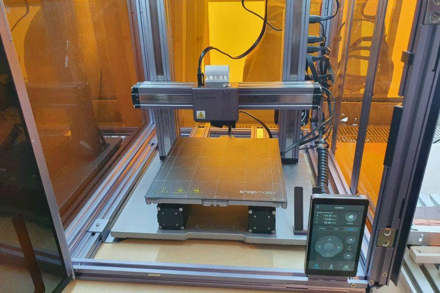 Snapmaker 2 A250 erweitert um Gehäuse + Zubehör für 3D Drucken,CNC Frä - Bild 2
