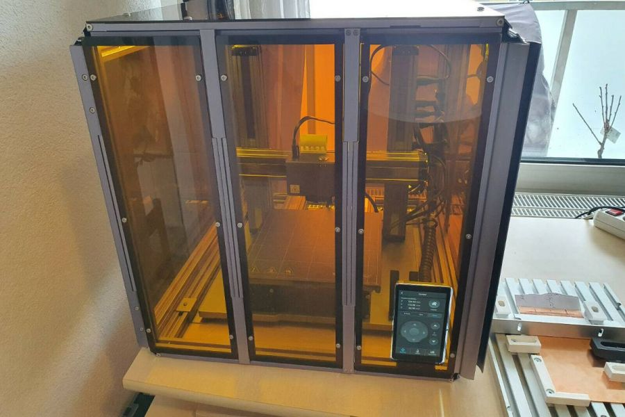 Snapmaker 2 A250 erweitert um Gehäuse + Zubehör für 3D Drucken,CNC Frä - Bild 3