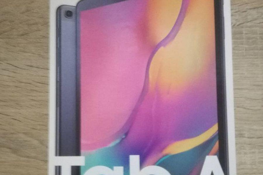 Samsung Galaxy Tab A 32GB (10,1 Zoll) WiFi Schwarz - Bild 1
