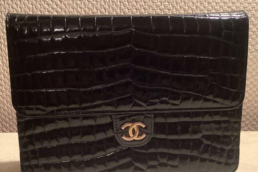Chanel Tasche Vintage Mit SchulterRiemen - Bild 1